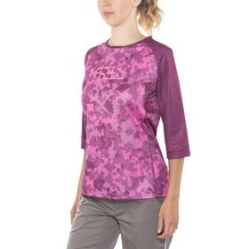 IXS Vibe 8.2 Koszulka kolarska, krótki rękaw Kobiety czerwony